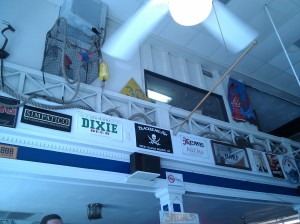 Fishmonger's Decor